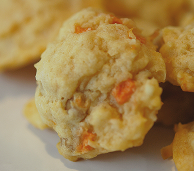 Papaya Coconut Cookie