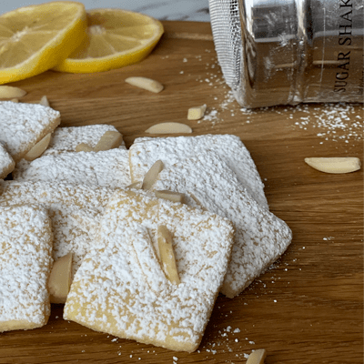 Italian Almond with Lemon Cookies