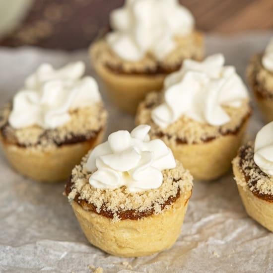 Shoofly Pie Cookie Cups